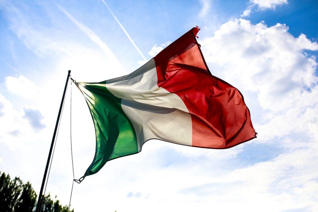 паспорт Италии